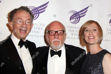William Ivey Long, Harold Prince, Heather Hitchens