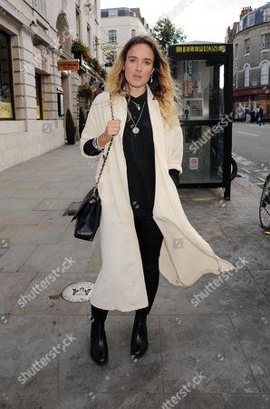 Editorial photo of Pam Hogg show, Spring Summer 2014, London Fashion Week, Britain - 16 Sep 2013