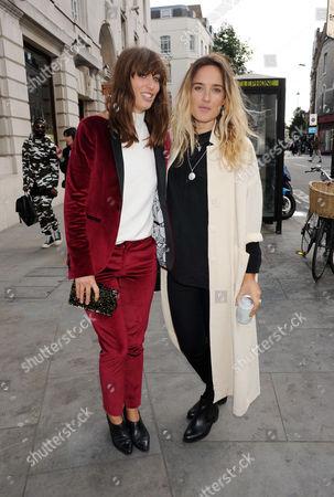Laura Jackson and Jess Mills