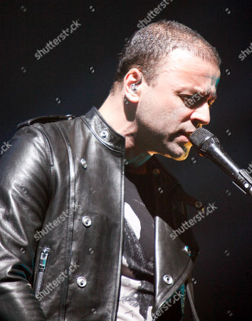 MUSE - Christopher Wolstenholme