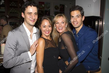 Editorial picture of 'A Midsummer Night's Dream' play after party, National Gallery Cafe, London, Britain - 17 Sep 2013