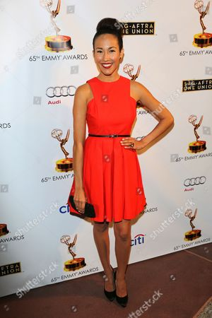 Editorial photo of Dynamic and Diverse, 65th Emmy Awards nominee celebration, Los Angeles, America - 17 Sep 2013