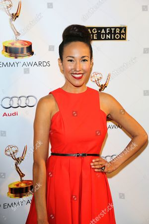 Editorial picture of Dynamic and Diverse, 65th Emmy Awards nominee celebration, Los Angeles, America - 17 Sep 2013