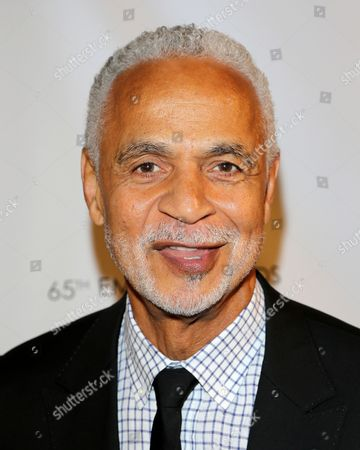Stock Picture of Ron Glass