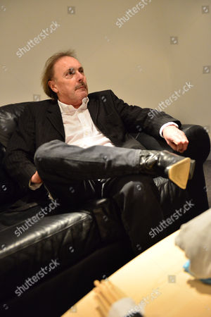 London, Britain - Drummer John Coghlan Of English Rock Group Status Quo Backstage Before A Live Performance At Wembley Arena In London On March 17