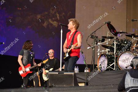 Dave Sabo Hugh Mcdonald Jon Bon Jovi