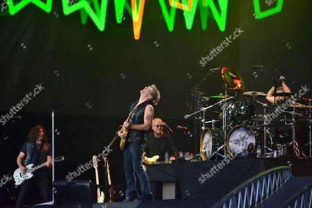 Dave Sabo Jon Bon Jovi Hugh Mcdonald