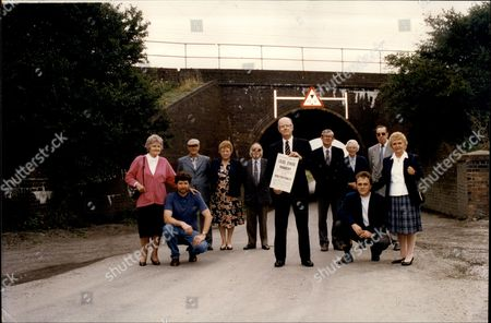 The Great Train Robbery 1963 The Gang In 1993 Who In 1963 Were Part Of The Gang Hunting The Robbers From L-r Alan Walker And Winifred Walker Peter Quick Harold Thompson Anne Hammond Irene Webster Stan Gold Peter Richardson Daphne Kinch And Andy Kinch And John Wooley The Great Train Robbery (originally Called The Cheddington Mail Van Raid) Is The Name Given To The Train Robbery Of A Royal Mail Train Heading Between Glasgow And London On 8 August 1963 At Bridego Railway Bridge Ledburn Near Mentmore In Buckinghamshire England.[1] After Tampering With Line Signals A 15-strong Gang Of Robbers Led By Bruce Reynolds Attacked The Train. Other Gang Members Included Gordon Goody Buster Edwards Charlie Wilson Jimmy Hussey Ronnie Biggs Tommy Wisbey John Wheater Jimmy White And Brian Field As Well As Three Men Known Only As Numbers '1' '2' And '3'. The Gang Used Careful Planning Based On Inside Information From A Person Known As 'the Ulsterman' And The Robbers Got Away With Over Ii2.6 Million (the Equivalent Of Ii46 Million Today). The Bulk Of The Stolen Money Was Never Recovered. Though The Gang Did Not Use Any Firearms Jack Mills The Train Driver Was Beaten Over The Head With A Metal Bar. Mills' Injuries Were Severe Enough To End His Career. After The Robbery The Gang Hid At Leatherslade Farm. It Was After The Police Found This Hideout That Incriminating Evidence Would Lead To The Eventual Arrest And Conviction Of Most Of The Gang. The Ringleaders Were Handed 30-year Jail Sentences.