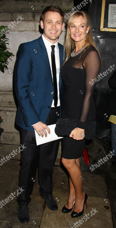 Katherine Kingsley (Helena) and Michael Arden