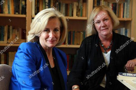 Gill Hornby and Hilary Boyd