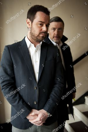Danny Dyer and Vincent Regan