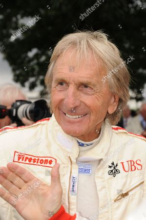 Derek Bell 6 Times Le Mans Winner & Bentley Racing Manager