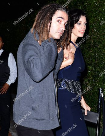 Stock Image of Jessica Pare and John Kastner