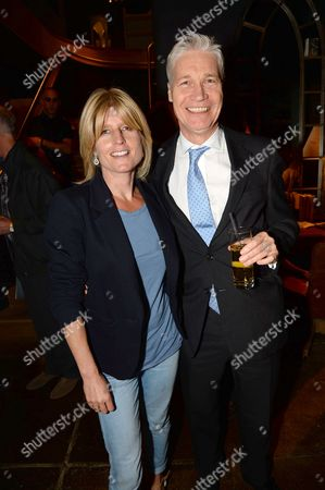 Rachel Johnson and Richard Kay