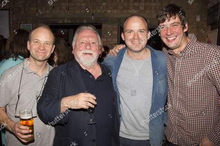 Editorial photo of 'The Herd' after party, Bush Theatre, London, Britain - 18 Sep 2013