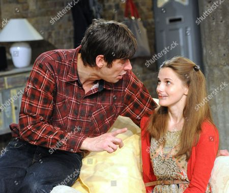 Adrian Bower, Louise Brealey