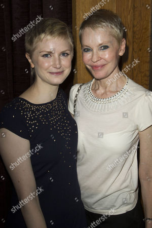 Stock Picture of Louise Dylan and Caroline Urwin
