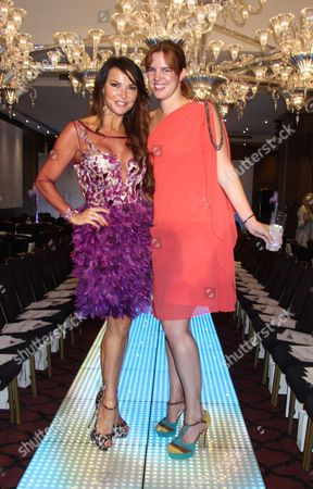 Lizzie Cundy and Victoria Aitken