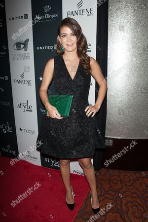 Editorial photo of Vanidades Icons of Style Awards, New York, America - 19 Sep 2013