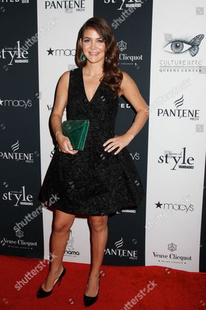 Editorial image of Vanidades Icons of Style Awards, New York, America - 19 Sep 2013
