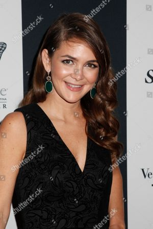 Editorial picture of Vanidades Icons of Style Awards, New York, America - 19 Sep 2013