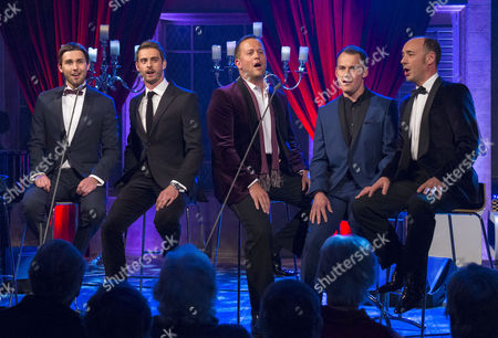 Editorial picture of 'The Alan Titchmarsh Show' TV Programme, London, Britain - 20 Sep 2013