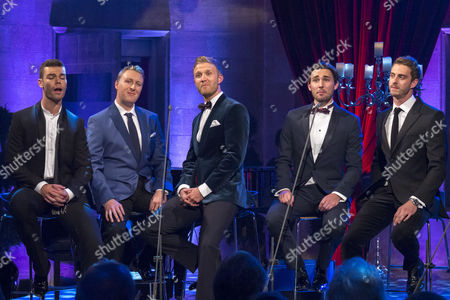 Editorial image of 'The Alan Titchmarsh Show' TV Programme, London, Britain - 20 Sep 2013