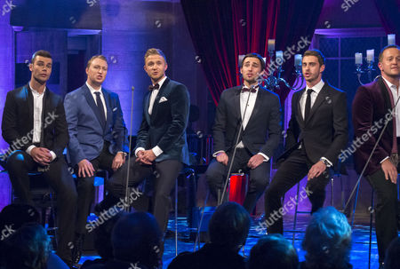 Stock Photo of Only Men Aloud