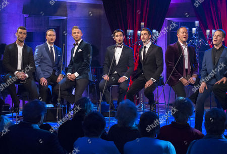 Stock Image of Only Men Aloud
