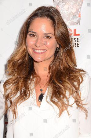 Stock Photo of Tanya Memme