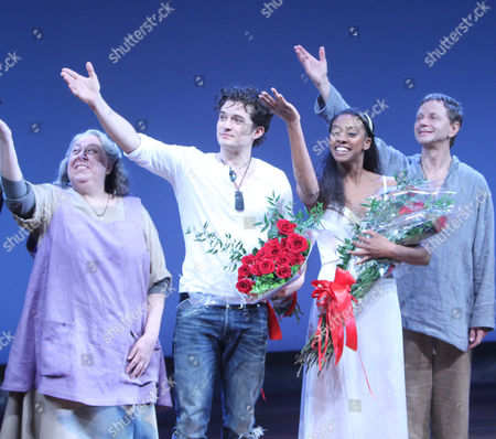 Stock Picture of Jayne Houdyshell, Orlando Bloom, Condola Rashad, Brent Carver,