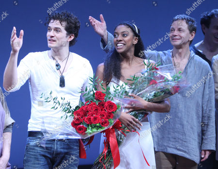 Editorial picture of 'Romeo & Juliet' play, Opening Night, Broadway, New York, America - 19 Sep 2013
