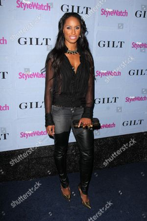 Editorial image of People Stylewatch Hollywood Denim Party, Los Angeles, America - 19 Sep 2013