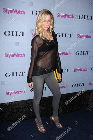 Editorial photo of People Stylewatch Hollywood Denim Party, Los Angeles, America - 19 Sep 2013