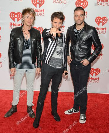 Muse - Dominic Howard, Matt Bellamy, Christopher Wolstenholme
