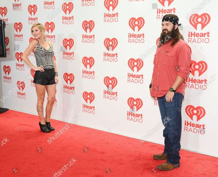 Editorial image of iHeartRadio Music Festival, Las Vegas, America - 20 Sep 2013
