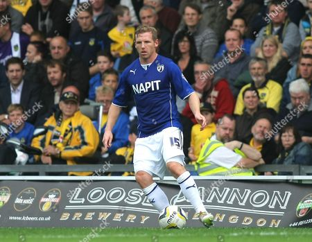 Chesterfield's Ritchie Humphreys
