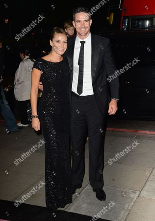 Kevin Pietersen, Jessica Taylor