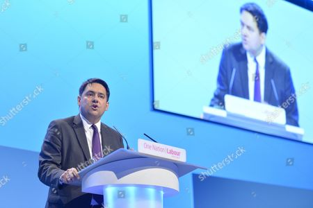 Stephen Twigg MP. Shadow Secretary of State for Education