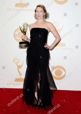 Editorial image of The 65th Annual Primetime Emmy Awards, Press Room, Los Angeles, America - 22 Sep 2013