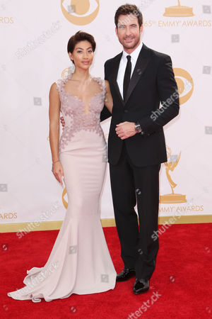 Dylan McDermott and Shasi Wells
