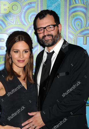 Greg Yaitanes and Sheena Zadeh
