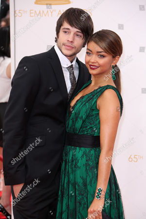 Editorial image of The 65th Annual Primetime Emmy Awards, Arrivals, Los Angeles, America - 22 Sep 2013
