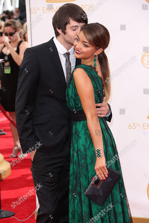 Editorial picture of The 65th Annual Primetime Emmy Awards, Arrivals, Los Angeles, America - 22 Sep 2013