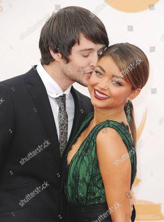 Matt Prokop, Sarah Hyland