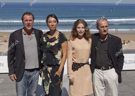 Editorial photo of 'Cannibal' Photocall, 61st San Sebastian Film Festival, San Sebastian, Spain - 23 Sep 2013