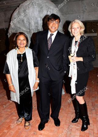 Editorial image of Vanity Fair & Serpentine Sackler Gallery VIP dinner, London, Britain - 24 Sep 2013