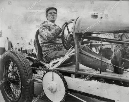 Owen Glyn Owen A Mechanical Engineer At Bangor Technical College In The Cursed Car That Killed Speed Ace John Parry Thomas On A World Speed Record Attempt.