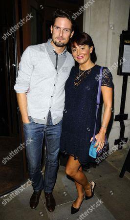 Stephen Bowman and Caroline Monk