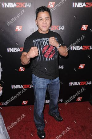 Stock Photo of Cung Le